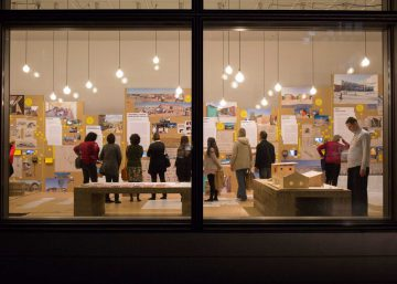 Exhibition 2013 2014 Afritecture Bauen Mit Der Gesellschaft Ausstellungsdesign Ester Vletsos