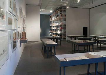 Exhibition 2014 Show And Tell Architekturgeschichten Aus Der Sammlung Ausstellungsdesign