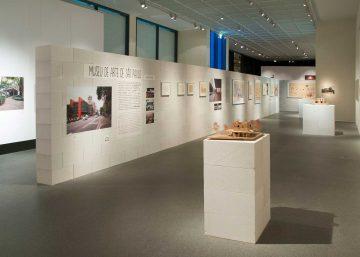 Exhibition 2014 2015 Lina Bo Bardi 100 Ausstellungsdesign 5 E.vletsos