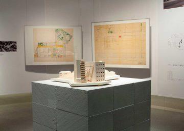 Exhibition 2014 2015 Lina Bo Bardi 100 Ausstellungsdesign E.vletsos