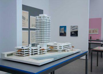 Exhibition 2015 Paul Schneider Esleben Architekt Ausstellungsdesign Ester Vletsos