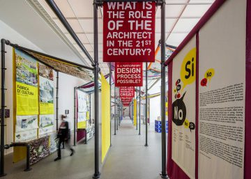 Exhibition 2015 2016 The Architecture Of Urban Think Tank Ausstellungsdesign Daniel Schwartz
