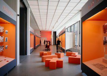 Exhibition 2016 World Of Malls Architekturen Des Konsums Ausstellungsdesign Myrzik Jarisch