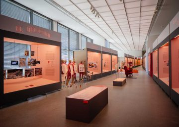 Exhibition 2016 World Of Malls Architekturen Des Konsums Ausstellungsdesign Myrzik Jarisch