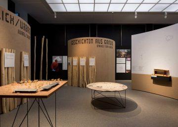 Exhibition 2016 Francis Kere Radically Simple Ausstellungsdesign Matthias Kestel