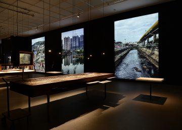 Exhibition 2017 Draussen. Landschaftsarchitektur auf globalem Terrain Ausstellung