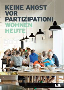 Don't be afraid to participate! – housing today. Exhibition catalogue by Andres Lepik and Hilde Strobl
