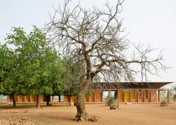 Exhibition 2013 2014 Afritecture Bauen Mit Der Gesellschaft Grundschule Burkina Faso