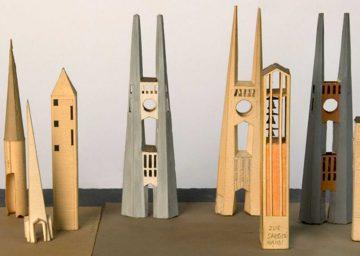 Exhibition 2014 Show And Tell Architekturgeschichten Aus Der Sammlung Muenster Turmvariaten