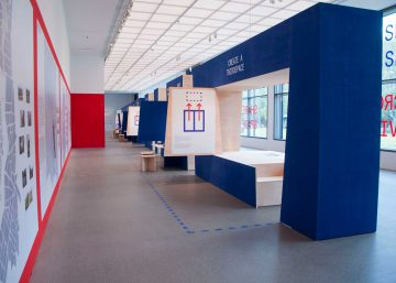 Exhibition 2014 The Good Cause Architecture Of Peace Divided Cities Ausstellungsdesign