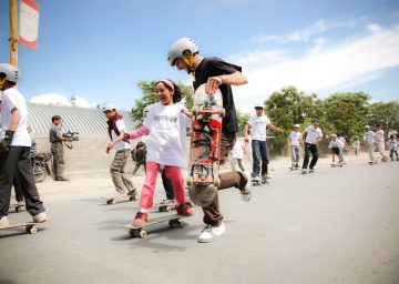 Exhibition 2014 The Good Cause Architecture Of Peace Divided Cities Skateschule Kabul