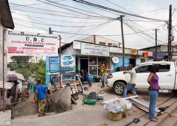 Exhibition 2015 Zoom Architektur Und Stadt Im Bild Douala