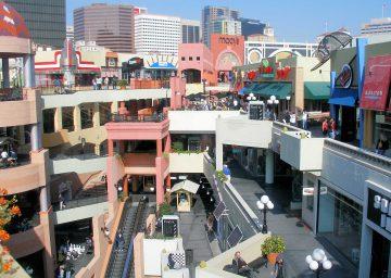 Exhibition 2016 World Of Malls. Architekturen Des Konsums Horton Plaza