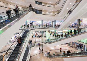 World of Malls. Architekturen des Konsums