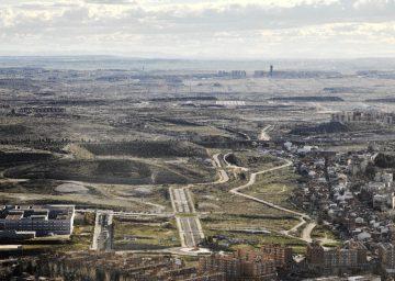 Exhibition 2017 Draussen. Landschaftsarchitektur auf globalem Terrain Canada Real Galiana