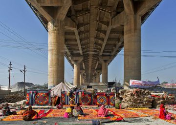 Exhibition 2017 Ephemeral Urbanism. Does Permanence Matter? Kumbh Mehla