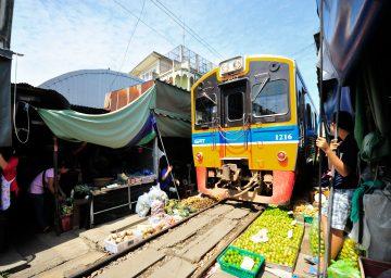 ROM HOOP MARKET, THAILAND