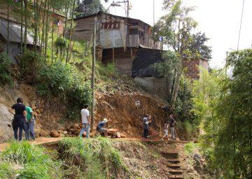 Exhibtion 2017 Draussen. Landschaftsarchitektur auf globalem Terrain Medellin