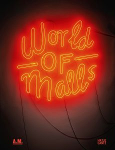 Publication 2016 World Of Malls. Architekturen des Konsums by Andres Lepik and Vera Simone Bader