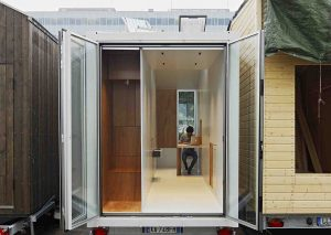 Tiny Houses. Mobile Apartments Come to Munich