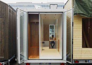 Tiny Houses. Mobile Wohnungen kommen nach München