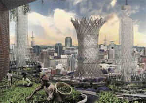 Architekturvisionen für Afrika