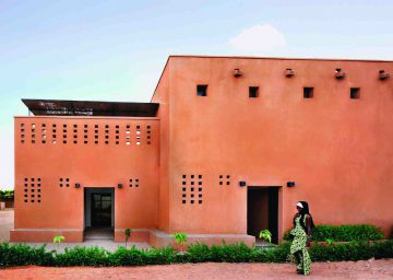 Exhibition 2018 African Mobilities. This is not a Refugee Camp Exhibition Wohnhaus Mariam Kamara Niamey Niger