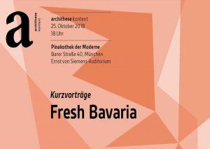 Vortragsabend: Fresh Bavaria