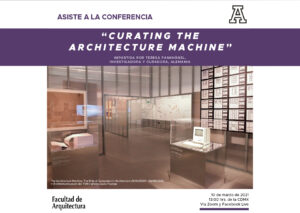 Curating the Architecture Machine